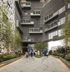 Triptyque Architecture, Sao Paulo, Wohngebäude