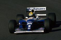Ayrton Senna Williams - Renault 1994