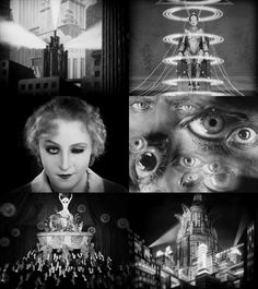 Metropolis probably one of the most inspirational things I have ever seen.