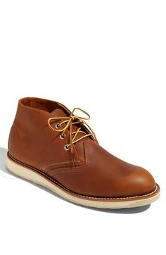 Red Wing 'Classic' Chukka Boot (Men) | Nordstrom