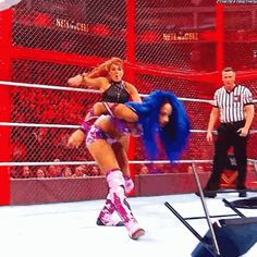 The perfect BeckyLynch Bulldog SashaBanks Animated GIF for your conversation. Discover and Share the best GIFs on Tenor. Bulldog Gif, Becky Wwe, Black Wrestlers, Wwe Sasha Banks, Catch, Wwe Women's Division, Rebecca Quin, Wwe Stuff, Wwe Girls