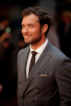 Jude Law loved him in The Holiday