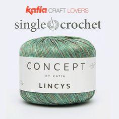 Craft Lovers ♥ Trui Ribeira Sacra gebreid met de kwaliteit Katia Lincys door The Single Crochet