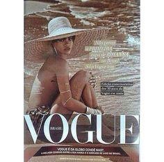 First Look: Rihanna Covers VOGUE Brasil [Photo] | B. Scott | Celebrity Entertainment News, Fashion, Music and Advice