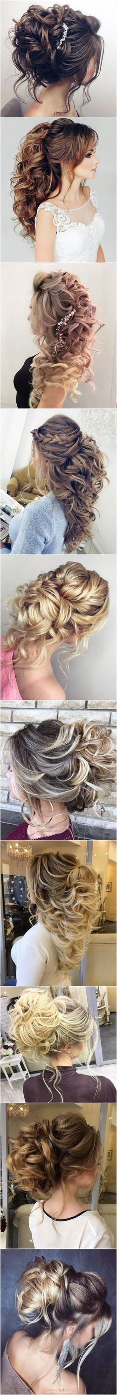 Coiffure De Mariage : Description Elstile Long Wedding Hairstyle Inspiration / www.deerpearlflow…
