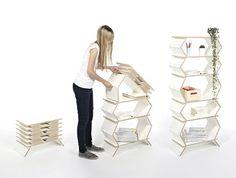 Stockwerk Shelf   #design,  #furniture,  #modernfurniture, in Product Design