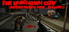 The Unknown City is a First Person Shooter game series based on a Horror Theme wrapped inside a gripping story along with amazing effects with a climax that will leave the players wanting to play next episodes of this series.