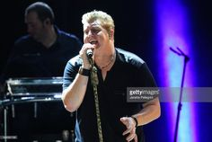 Gary LeVox of Rascal Flatts performs at Rascal Flatts Rhythm and Roots Tour at…