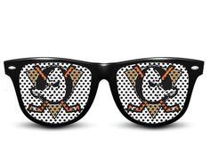 Washington Redskins Custom Made Wayfarer Glasses Sunglasses Any Team Any Colors You Choose Football NFL Redskins Baby, Anaheim Ducks, Burgundy And Gold, Washington Redskins, Michael Jordan, Super Bowl, Wayfarer, Hockey, Nfl