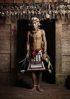 Adat Kebudayaan Suku Mentawai