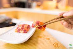Salmon & Tuna Sashimi Slices