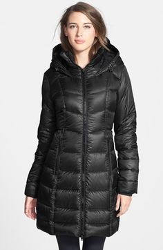 Zella 'Snow Drift' Quilted Down Parka | Nordstrom in XS