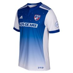 FC Dallas Jersey 2017/18 Away Soccer Shirt