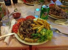 Gyros at Kefalonia