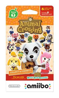 Animal Crossing Card e Collection Card Series 2 Sealed Box Japanese