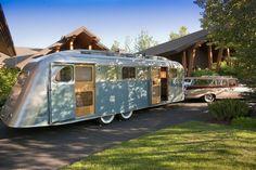 1948 Westcraft Sequoia. Flyte Camp Trailer Restoration bend