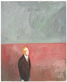 Untitled (Self-Portrait) By Paul Wonner ,1964