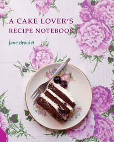 A CAKE LOVER'S RECIPE NOTEBOOK by Jane Brocket - out now!  http://www.jacquismallpub.com/101/The-Cake-Lovers-Recipe-Notebook/162