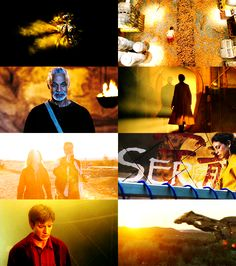 Serenity screen captures--all goldy and stuff.  #firefly  #serenitymovie