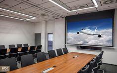 Niezawodność, łatwość obsługi, możliwość prowadzenia wideokonferencji, telekonferencji oraz prezentacji multimedialnych.   #konferencyjna #sala #biznes #design #projektowanie