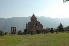 Klosterkirche in Oduzin/Armenien