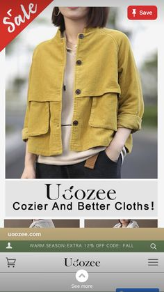 Gauze Fabric, Cool Outfits, Cozy, Warm, Sweaters, Jackets, Clothes, Dresses, Fashion