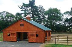 Belmont Horse Barn
