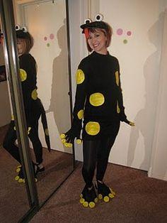 Awesome Salamander costume I made