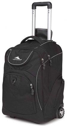 0242861e3 High-sierra-rolling-backpacks Rolling Backpack, Backpacks, Traveling  Europe, Carry