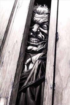 Un Joker al giorno Joker di Lee Bermejo.