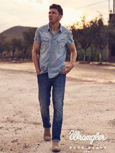 spring-summer 2017 - WRANGLER @ Jeans Community www.jeanscommunity.com
