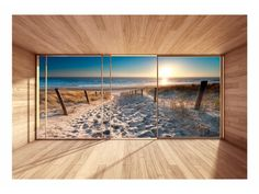 Modern Lounge: Beach 93111