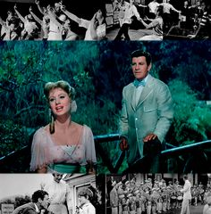 The Music Man (1962)  I mean, really....what's not to love?  Amazing film.  <3