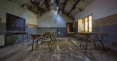 Romain Theiry, Classroom, 2015. Limited edition of 10 copies.