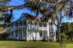 Florida Old Time Mansion, Brooksville
