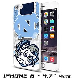 NCAA NC University of North Carolina Tar Heels #10 , Cool iPhone 6 - 4.7 Inch Smartphone Case Cover Collector iphone TPU Rubber Case White [By PhoneAholic] Phoneaholic http://www.amazon.com/dp/B00XYEJ910/ref=cm_sw_r_pi_dp_McFxvb16T9QNS