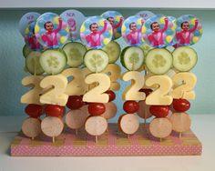 Healthy treats via Bubblemint blog