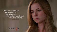 from revenge tv show Quotes