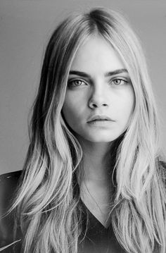 Cara Delvigne stripped bare to raw beauty. ..