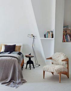 A+Z design studio - Zoltan - Appartement à Budapest Home Interior, Interior Architecture, Home Bedroom, Bedroom Decor, Bedrooms, Ideas Hogar, Minimalist Bedroom, Beautiful Interiors, Interiores Design