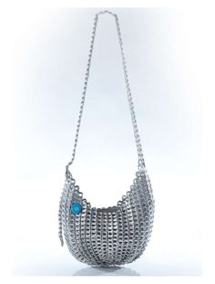 Popped Bottle Purses - Bottletop Handbags Use Recycled Soda Lids to Create Swanky Goods (GALLERY)