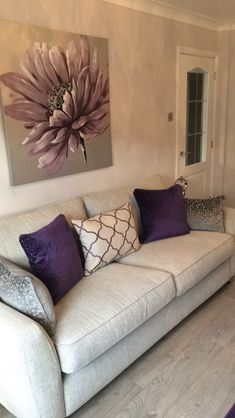 My Sophia Sofa From Dfs I Had The Main Cushions Specially Made Them To Create Perfect Color Choice