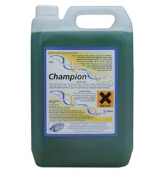 Craftex Champion - a top quality industrial degreaser which is ideal for oil, grease, wax and fats; often used in food plants and abattoirs - https://www.clickcleaning.co.uk/products/craftex-champion-2615?ListingLink=%2fcategories%2fcarpet-and-fabric-detergents
