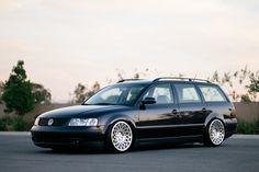 VW Passat Wagon GLX 5 Speed 2.8 V6