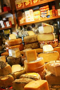 """""""The Cheese Store of Beverly Hills: An L.A. Specialty Store at Its Finest"""""""