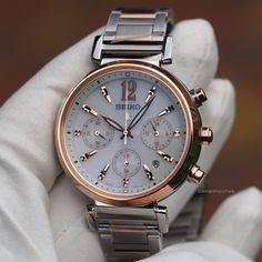 "21 Likes, 2 Comments - Японские часы ⌚ Japan watch (@deniswatches) on Instagram: ""#SeikoLukia #SSVS034 Цена: 430$ Made in Japan JDM - часы из внутрияпонской серии, в продажу…"""