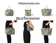 Handbags Borbonese primavera estate 2015