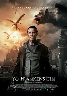 Yo, Frankenstein (2014) - Adam tiene la clave para salvar a la humanidad #peliculas #estrenos #accion
