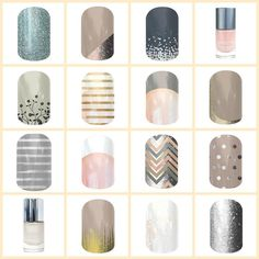 Add a little glitz and glam to your nails this holiday season!! https://jleadbetter.jamberrynails.net