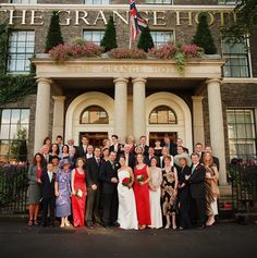 Beautifully furnished in classic country house style and retaining many of its original features, The Grange Hotel in York provides the perfect venue, backdrop and setting for creating spectacular wedding photographs and memories to cherish for years to come.